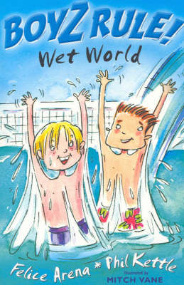 Boyz Rule 12: Wet World (BOK)