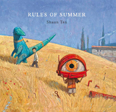 Rules of Summer (BOK)