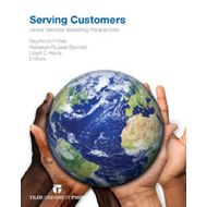 Serving Customers: Global Services Marketing Perspectives (BOK)