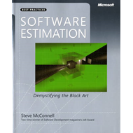 Software Estimation: Demystifying the Black Art (BOK)