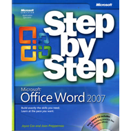 Microsoft Office Word 2007 Step by Step (BOK)