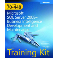 MCTS Self-placed Training Kit (exam 70-448) - Microsoft SQL Server 2008: Business Intelligence Devel (BOK)