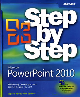 Microsoft PowerPoint 2010 Step by Step (BOK)