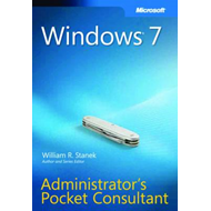 Windows 7 Administrator's Pocket Consultant (BOK)