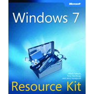 Windows 7 Resource Kit (BOK)