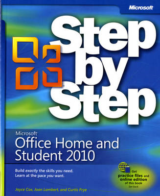 Microsoft Office Home and Student 2010 Step by Step (BOK)