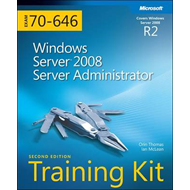 MCITP Self-paced Training Kit (Exam 70-646): Windows Server 2008 Server Administrator (BOK)