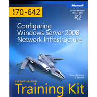 Configuring Windows Server 2008 Network Infrastructure (BOK)