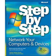 Network Your Computer & Devices Step by Step (BOK)