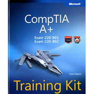 CompTIA A+ Training Kit (Exam 220-801 and Exam 220-802) (BOK)