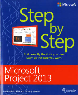 Microsoft Project 2013 Step by Step (BOK)