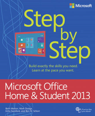 Microsoft Office Home and Student 2013 Step by Step (BOK)