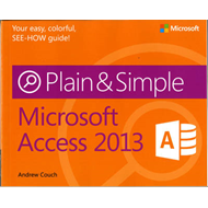 Microsoft Access 2013 Plain & Simple (BOK)