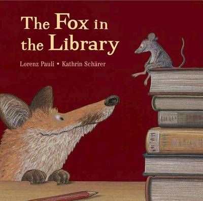 Fox in the Library (BOK)
