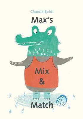 Max's Mix and Match (BOK)