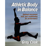 Athletic Body in Balance Book/DVD Package (BOK)
