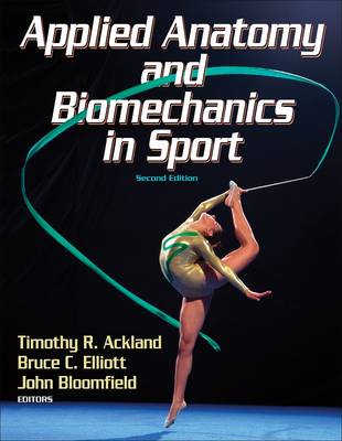 Applied Anatomy and Biomechanics in Sport (BOK)