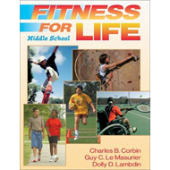Fitness for Life: Middle School Student Textbook (BOK)