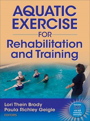 Aquatic Exercise for Rehabilitation Training (BOK)