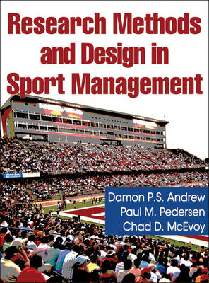 Research Methods and Design in Sport Management (BOK)