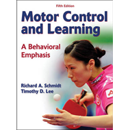 Motor Control and Learning - 5th Edition (BOK)