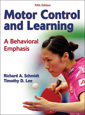Motor Control and Learning (BOK)