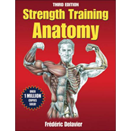 Strength Training Anatomy (BOK)