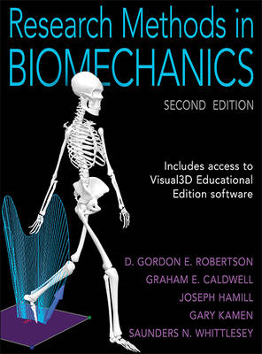 Research Methods in Biomechanics-2nd Edition (BOK)