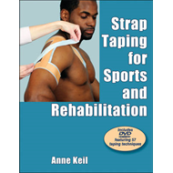 Strap Taping for Sports and Rehabilitation (BOK)