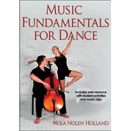Music Fundamentals for Dance (BOK)
