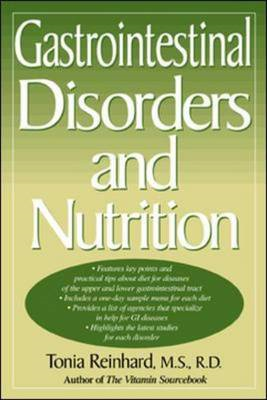 Gastrointestinal Disorders and Nutrition (BOK)