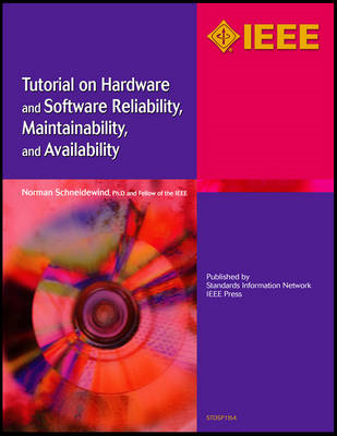 Tutorial on Hardware and Software Reliability, Maintainabili (BOK)