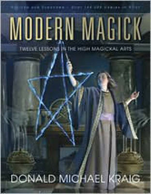 Modern Magick: Twelve Lessons in the High Magickal Arts (BOK)