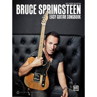Bruce Springsteen Easy Guitar Songbook: Easy Guitar Tab (BOK)
