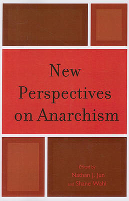 New Perspectives on Anarchism (BOK)