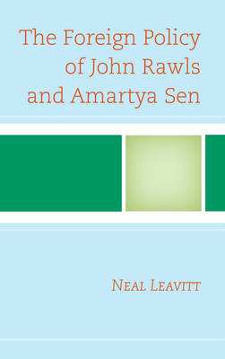 The Foreign Policy of John Rawls and Amartya Sen (BOK)