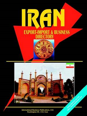 Iran Export Import and Business Directory (BOK)