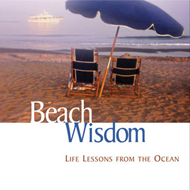 Beach Wisdom: Life Lessons from the Ocean (BOK)