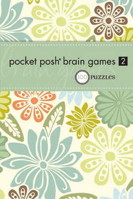 Pocket Posh Brain Games 2 (BOK)