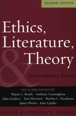 Ethics, Literature, and Theory: An Introductory Reader (BOK)