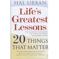 Life's Greatest Lessons: 20 Things That Matter (BOK)