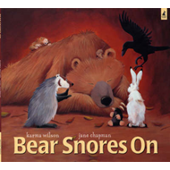 Bear Snores On (BOK)