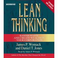 Lean Thinking: Banish Waste and Create Wealth in Your Corporation (BOK)