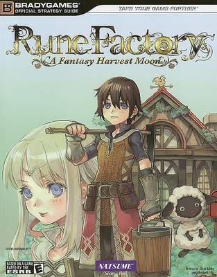 Rune Factory: A Fantasy Harvest Moon Official Strategy Guide (BOK)
