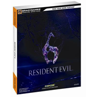 Resident Evil 6 Signature Series Guide (BOK)