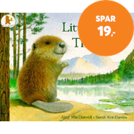Produktbilde for Little Beaver and the Echo (BOK)