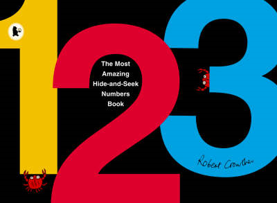Most Amazing Hide-and-Seek Numbers Book (BOK)