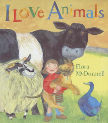 I Love Animals (BOK)