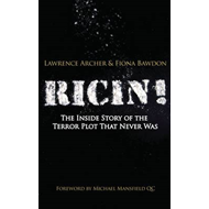 Ricin!: The Inside Story of the Terror Plot That Never Was (BOK)