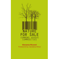 Nature for Sale: The Commons Versus Commodities (BOK)